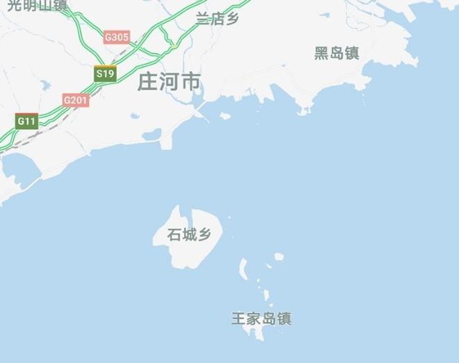 庄河市王家岛镇